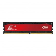 Модуль пам'яті  DDR3 4GB 1600 MHz Elite Plus Red Team (TPRD34G1600HC1101) 1, 1600 MHz, CL11, 1.5V
