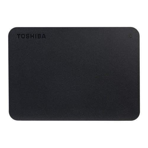Зовнішній жорсткий диск 1TB Toshiba Canvio Basics (HDTB410EK3AA) 2.5 USB3.0 Black