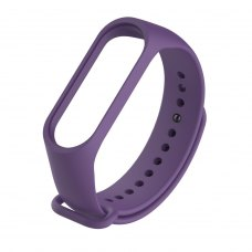 Браслет для Xiaomi Mi Band 4 / 3 (silicone) Purple