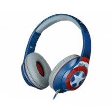 Навушники eKids/iHome MARVEL, Капітан Америка