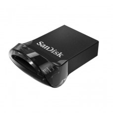 USB флеш 128Gb SanDisk Ultra FIT Black USB3.1 (SDCZ430-128G-G46)