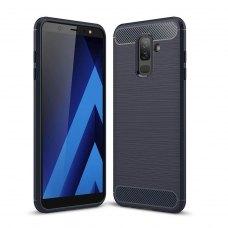TPU чехол iPaky Slim Series для Samsung J810 Galaxy J8 (2018) Blue