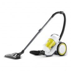 Пилосос Karcher VC 3 Premium (ERP), біло-жовтий