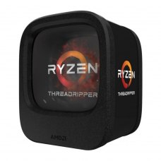 Процесор AMD Ryzen Threadripper 1900X (YD190XA8AEWOF)TR4, 8 ядер, 3.80GHz, немає, L2: 8x512KB, L3: 16MB, 14nm, 180W, Retail, Zen
