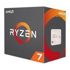 Процесор AMD Ryzen 7 2700X (YD270XBGAFBOX) AM4, 8 ядер, 3.70GHz, немає, 105W, BOX, Zen+