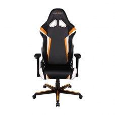 Крісло для геймерів DXRacer Racing OH/RZ288/NOW Black/Orange/White