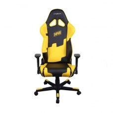 Крісло для геймерів DXRacer Racing OH/RZ21/NY Black/Yellow NaVi Limited Edition