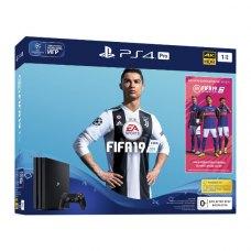 Ігрова консоль Sony Playstation 4 PRO 1TB black (FIFA 19)