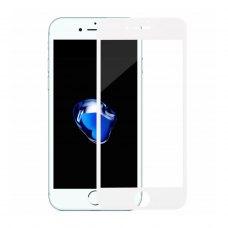 Захисне скло  MakeFuture 3D для Apple iPhone 7 White