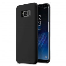 Накладка MakeFuture Silicone Case Samsung S8 Plus Black
