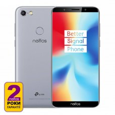 Смартфон TP-Link Neffos C9A Light Grey