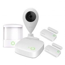 Комплект для розумного будинку Orvibo Security Kit - контроллер (VS10ZW), 1*SN10ZW, 2*SM10ZW, 1*SC10WW