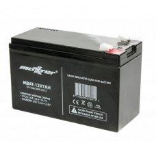 Батарея до ДБЖ Maxxter 12V 7AH (MBAT-12V7AH) 12 В, 7 Ач, для ДБЖ