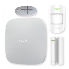 Комплект охоронної сигналізації Ajax StarterKit білий, Jeweller