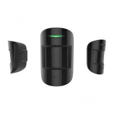 Бездротовий датчик руху Ajax MotionProtect, Jeweller, 3V CR123A, чорний