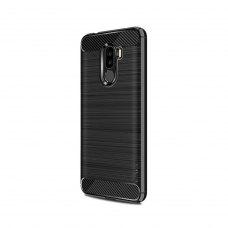 TPU чохол iPaky Shockproof Lasi Series для Xiaomi Pocophone F1 Black