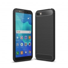 TPU чохол iPaky Shockproof Lasi Series для Huawei Y5 (2018) Black