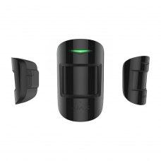 Бездротовий датчик руху та розбиття Ajax CombiProtect, Jeweller, 3V CR123A, чорний