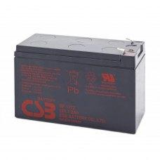 Батарея до ДБЖ CSB 12В 7.2 Ач (GP1272_28W) Напруга - 12 В, ємність - 7.2 Ач, призначення - для ДБЖ
