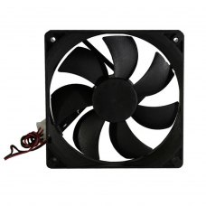 Вентилятор Cooling Baby 120x120x25мм SB 12В 0.25A 25дБ 1200 об/мин 4pin MOLEX; черный