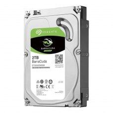 Внутрішній жорсткий диск 3.5 2Tb Seagate BarraCuda HDD 7200rpm 256MB (ST2000DM008) 3.5 SATA III
