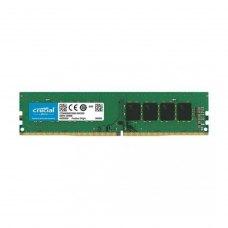 Модуль пам'яті  DDR4 16GB 2666 MHz MICRON (CT16G4DFD8266) Тип пам'яті - DDR 4, об'єм пам'яті - 16 GB, кількість модулів у наборі - 1, частота пам'яті