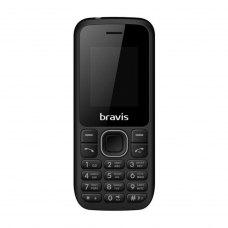 (УЦІНКА)Мобільний телефон BRAVIS C183 Rife Black** потертості, вітринний