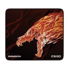 Килимок, SteelSeries QcK+ CS:GO Howl Edition (63403)