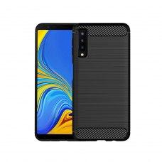 TPU чохол iPaky Slim Series для Samsung A750 Galaxy A7 (2018) Black