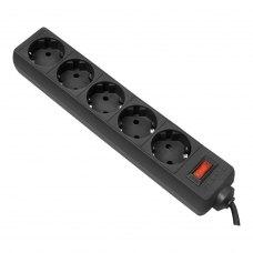 Мережевий фільтр Defender ES, 5 розеток
