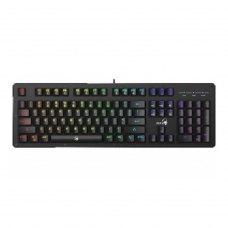 Клавіатура дротова, Genius GX Gaming Scorpion K10 USB  Black LED (31310003409), ігрова