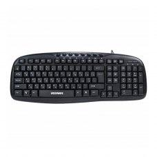 Клавіатура дротова, Greenwave KB-MM-801 USB Black (R0015248)