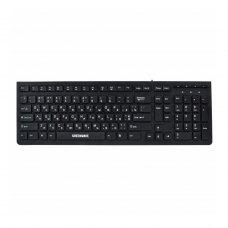 Клавіатура дротова, Greenwave KB-FN-401 USB Black (R0015249)