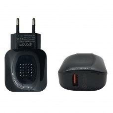 МЗП Grand GQ-C01 Quick Charge 3.0 + micro-USB cable