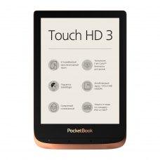Електронна книга PocketBook 632 Touch HD3, Copper