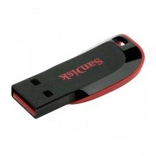 USB флеш 128Gb SanDisk Cruzer Black (SDCZ50-128G-B35) пластик чорний USB 2.0