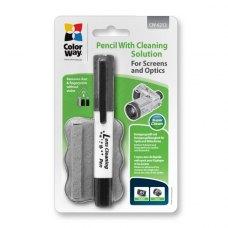 Чистячий засіб, ColorWay (CW-6212), олівець, рідина для чистки оптики