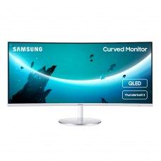 Монітор Samsung Curved LC34J791W (LC34J791WTIXCI), 34, VA, 3440x1440, 100Гц