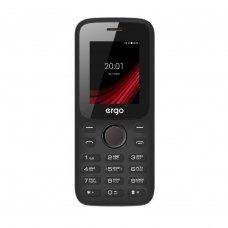 (УЦІНКА)Мобільний телефон ERGO F182 Point Black ** незначні потертості екрану, вітринний