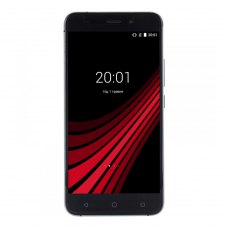 (УЦІНКА)Смартфон ERGO A556 Blaze black** потертості на задній кришці, вітринний