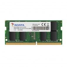 Модуль пам`яті SODIMM DDR4 8192MB ADATA Premier (AD4S266638G19-S) PC4-21300, 2666MHz, 1.2 V 1 планка