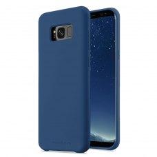 Накладка MakeFuture Silicone Case Samsung S8 Plus Blue