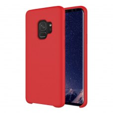 Накладка MakeFuture Silicone Case Samsung S9 Red