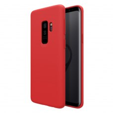 Накладка MakeFuture Silicone Case Samsung S9 Plus Red