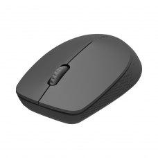 Мишка бездротова, Rapoo M100 Silent wireless multi-mode, серая