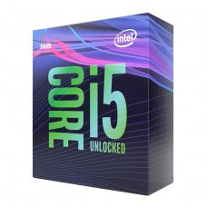 Процесор INTEL Core™ i5 9600K (BX80684I59600K) s1151, 6 ядер, 3.70GHz, Intel UHD Graphics 630, L3: 9MB, 14nm, 95W, BOX, Coffee Lake