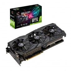 Відеокарта ASUS GeForce RTX2060 6GB GDDR6 GAMING STRIX OC (STRIX-RTX2060-O6G-GAMING)