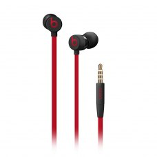 Навушники urBeats3 Earphones with 3.5mm Plug (A1750) - The Beats Decade Collection - Defiant Black-Red