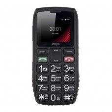 (УЦІНКА)Мобільний телефон ERGO F184 Respect Black ** незначні потертості екрану, вітринний