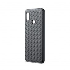 Накладка силіконова MiaMI Woven Shield Xiaomi Redmi Note 7, Black